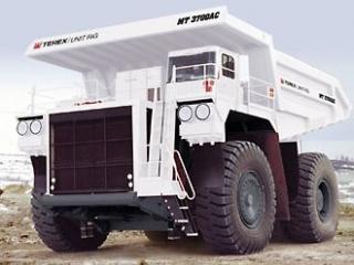 特雷克斯 MT3700AC 非公路自卸车