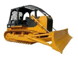 山推SD16TF机械森林伐木型推土机