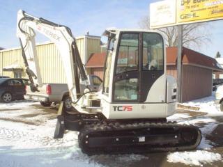 特雷克斯 TC75(HR32) 挖掘机
