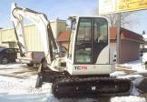 特雷克斯TC75(HR32)挖掘机