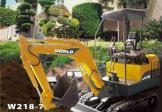 沃得重工W218-7挖掘机