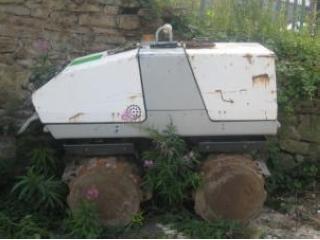 特雷克斯 BTR-850 压路机