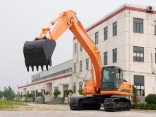 徐威重科 V323 挖掘机