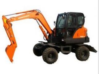 永工 YG60-8 挖掘机图片