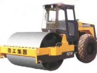 徐工YZ10(单驱动光轮)压路机