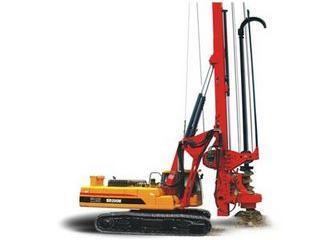 三一重工 SR200M 多功能 旋挖钻