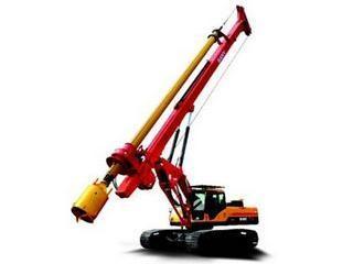 三一重工 SR200D双动力 旋挖钻