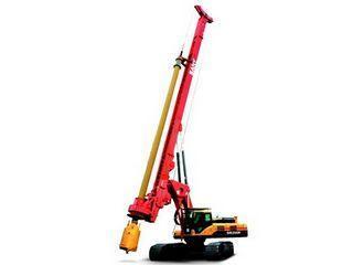 三一重工SR250(三一底盘)旋挖钻
