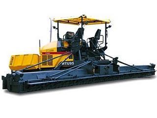 三一重工 DTU95C 沥青摊铺机