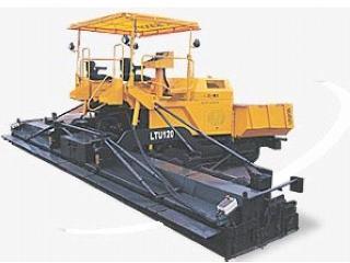 三一重工 LTU90SII/80SII 沥青摊铺机