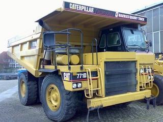 卡特彼勒 771D 非公路自卸车