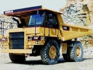 卡特彼勒 769C 非公路自卸车