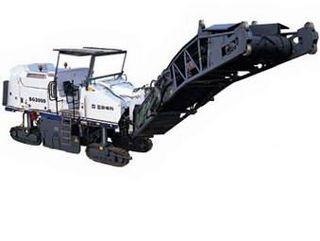 中联重科 ZBG2000 铣刨机