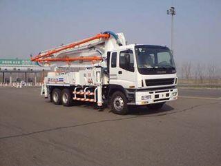 鸿达建工 HDT5281THB 泵车