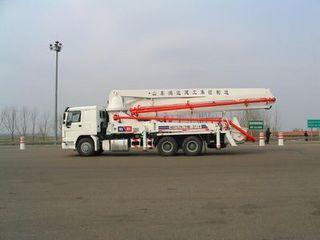 鸿达建工 HDT5291THB 泵车