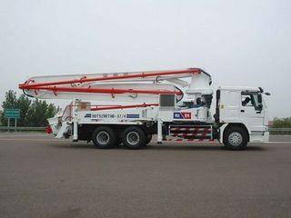 鸿达建工 HDT5290THB-37 泵车