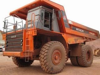 日立 EH1100 非公路自卸车