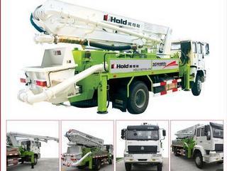 鸿得利 HDL5160THB 泵车