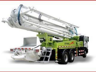 鸿得利 HDL5270THB 泵车