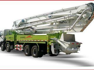 鸿得利 HDL5250THBIS-43M 泵车