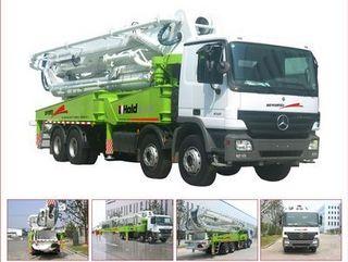 鸿得利 HDL5400THB 泵车