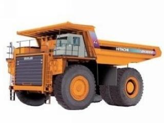 日立 EH4500-2 非公路自卸车