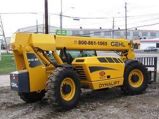 盖尔 DL12-40 伸缩臂叉车