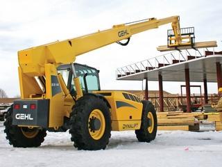 盖尔 DL9-44 伸缩臂叉车