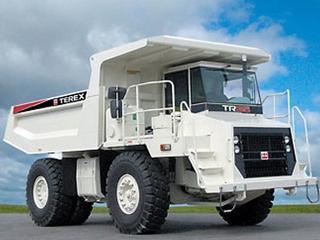 特雷克斯 TR35 非公路自卸车