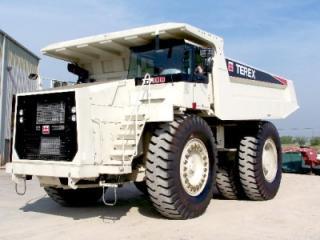 特雷克斯 TR100 非公路自卸车