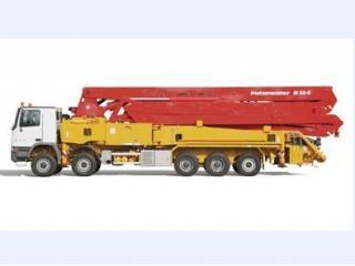 普茨邁斯特 M52 泵車圖片