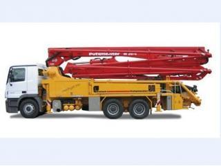 普茨迈斯特 BRF36.14 泵车