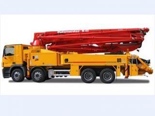 普茨迈斯特 BRF42.14H 泵车