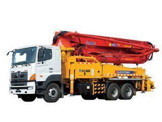 徐工 HB41沃爾沃 泵車圖片