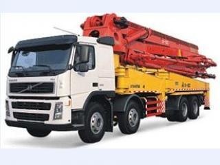 三一重工 SY5230THB28W 泵車圖片