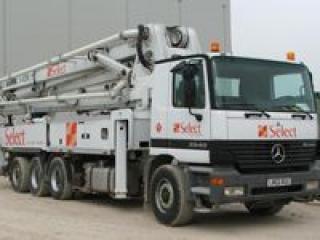 施维英 KVM24-4H 泵车