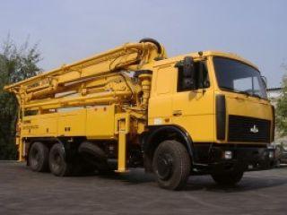 施维英 KVM34XG 泵车