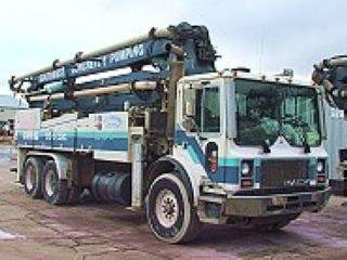 施维英 KVM32XL 泵车