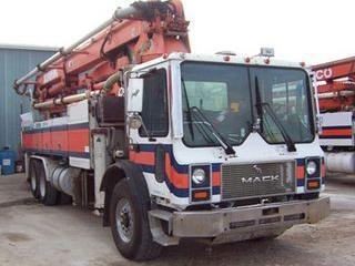 施维英 KVM36X 泵车