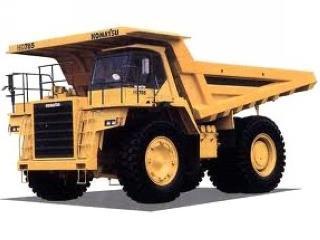 小松 HD780 非公路自卸车