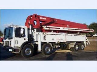 施维英 KVM32 泵车