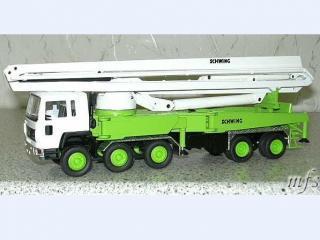 施維英 KVM52 泵車圖片