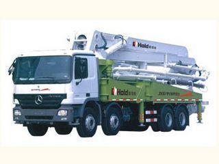 鸿得利 HDL5380THB 泵车