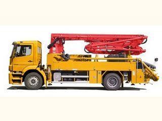 普茨迈斯特 M20-4 泵车