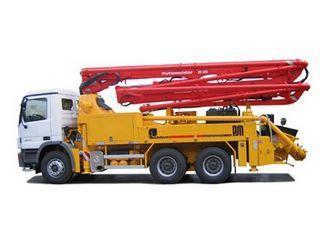 普茨迈斯特 M28-4 泵车