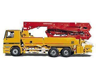 普茨迈斯特 M31-5 泵车