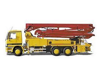 普茨迈斯特 M32-4 泵车