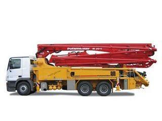普茨迈斯特M36-4泵车
