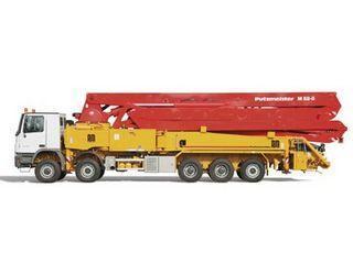 普茨邁斯特 M52-5 泵車圖片