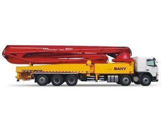 三一重工 SY5502THB60V 泵车图片